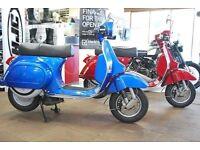 LML Star Lite 125cc NEW, 2 YR Warranty **SAVE £300**
