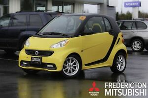 2013 smart fortwo PASSION! LEATHER! SUNROOF! NAV!