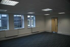 Modern 0ffice suite to rent by landlord, Fleet Road, Fleet, Hampshire. 422sqft