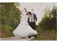 Wedding dress with all accessories/perfect condition/good quality