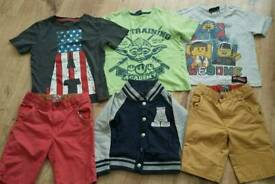 Boys summer bundle age 5 & 5-6 yrs