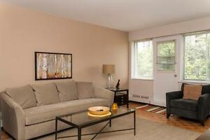 Best deal in downtown Halifax! 2 bdrm on Spring Garden, $1495