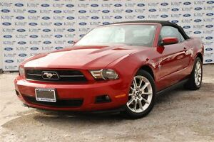 2010 Ford Mustang V6*Convertable*Manual*Leather