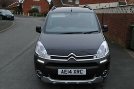 SORRY NOW SOLD CITROEN BERLINGO M-SPACE XTR AIRDREAM AUTOMATIC 2014 1.6 HDI ONLY 20,000 MILES