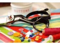 If it's broke, fix it! - Sewing alterations & repairs!