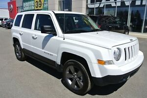 2015 Jeep Patriot High Altitude 4x4, Cuir, Toit ouvrant