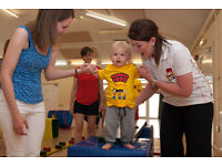 Class Leader required for our fantastic preschool gym classes in the Richmond area!
