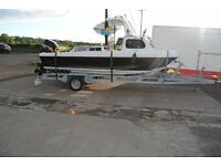 New boat trailers ----2 Year warranty ----Free Delivery