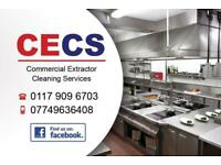 Commercial Extractor Cleaning Services