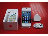 Apple iPhone 4S 16GB White Vodafone Boxed £70