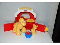 Fisher Price Horse Stable