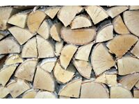 seasoned firewood kiln dried hardwood logs