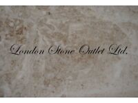 Cappuccino Polished Marble tiles - large size 61cmx61cm