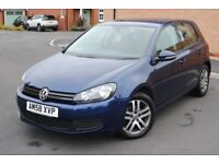 Volkswagen Golf 2.0 TDI CR SE 5dr - Low mileage with full service history