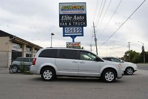 2010 Dodge Grand Caravan STOWN N' GO | ONLY 88KM |