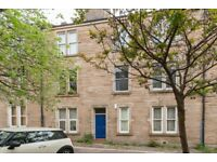 Contemporary, 3 bedroom (NO HMO) flat located to the West of Edinburgh Centre available September