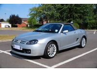 New Lower Price - MG TF Spark Special Edition - MOT 07 Dec 2018 - Soft Top - JVC Radio/CD player