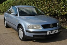 VW Passat 1.8 SE 20v - Automatic - Full Service History - Long MOT - Drives Perfectly - 07393-575425