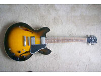 Gibson 2005 ES 335 in near mint condition