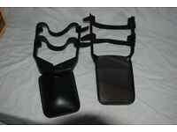 Pair of universal towing mirrors
