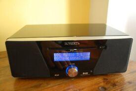 Roberts MP-23. DAB Digital Radio with MP3/WMA/SD/USB