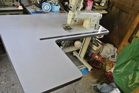 Brother Industrial lockstitch sewing machine DB2-B755-3A Mark III