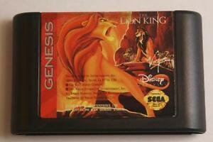 The Lion King - Sega Genesis Game - Great Disney Platformer