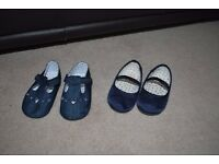 baby shoes- as a new!