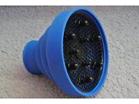 Hair dryer universal diffuser