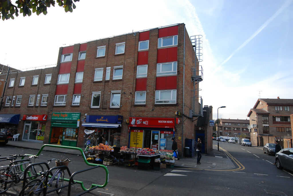 lovely one bedroom property in Hoxton