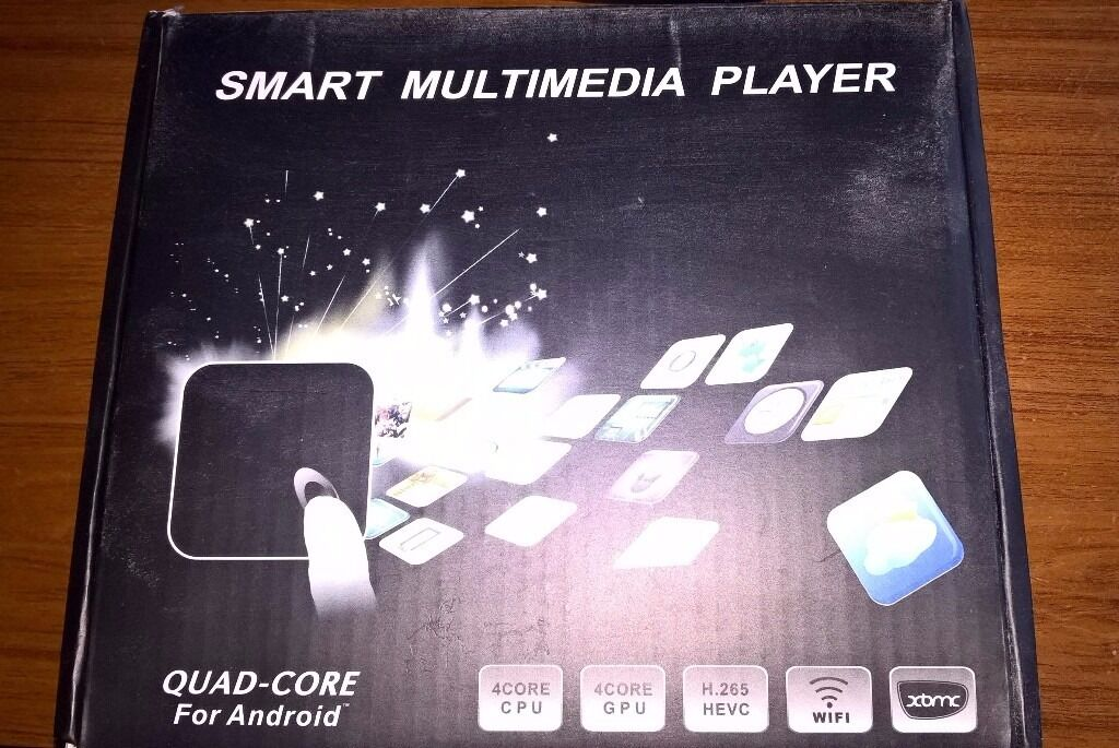 Android Quad Core Smart TV Box