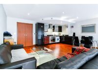 ** PERFECTLY LOCATED 2 BEDROOM PROPERTY WITH LOTS OF SPACE. CANARY WHARF. CB **