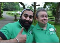 Join the adventure! Glasgow Disabled Scouts are looking for volunteers - just like you!
