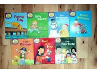 📚Oxford Reading Tree Books 'Read with Biff, Chip & Kipper' Level2