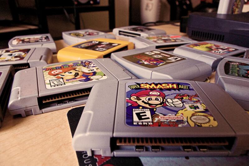 Super Mario und Co. revolutionierten vor Jahren die Welt der Videospiele. (Hope For Gorilla (CC BY-NC 2.0))