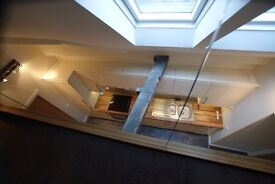 Contemporary, Quirky Flat in Kinross for Let