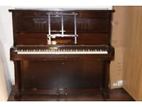 N.L.Van Gruisen & Son LTD, Upright Piano