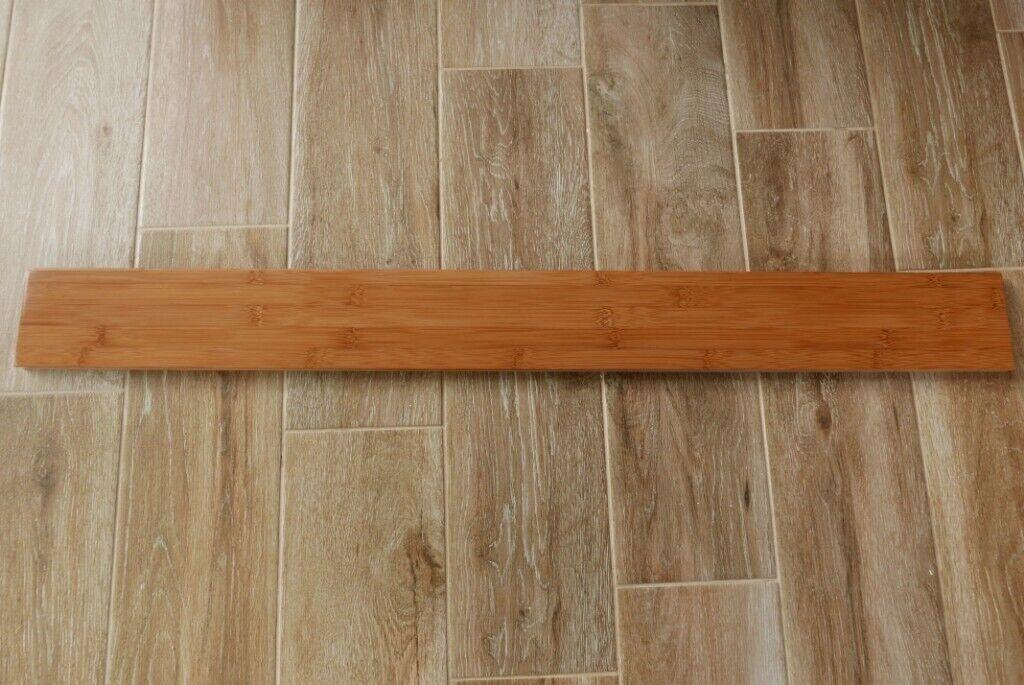 Bamfox High Gloss Bamboo Laminate Flooring In