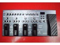 Boss ME-80 Guitar Multi-Effect Processor £210