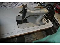 Singer 45K1 Industrial Heavy duty sewing machine (saddles,UPHOLSTERY. HORSE RUGS