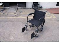 attendent wheelchair