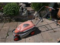 Flymo Electric Lawn Mower - Metal Blade