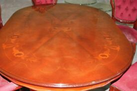 Beautiful Rosewood Dining Table (no chairs)
