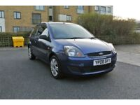 Ford Fiesta 1.25 Style Climate 3dr Ideal first time driver car Cheap insurance, low Road tax