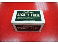 Fulltone Secret Freq Overdrive/Distortion Pedal Boxed £135