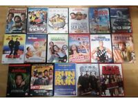 Comedy Movies on DVD - Any 10 DVDs for £5