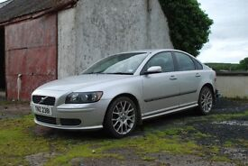 LATE 2005 VOLVO S40 SPORT