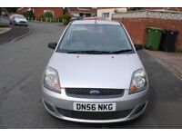 FORD FIESTA 1.25 STYLE CLIMATE 2007 FULL MOT LOW MILES ONLY £1995