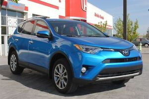 2016 Toyota RAV4 Limited (Accident Free)