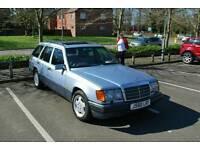 1992 Mercedies W124 300d 7 seater